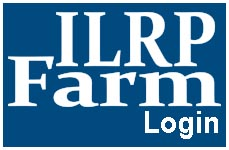 ILRP Farm Website Login button